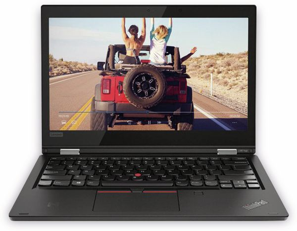 """Ultrabook LENOVO ThinkPad L380 Yoga, 14"""", Intel i7, 256GB SSD, Win10P, Refurbished - Produktbild 3"""