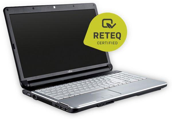 "Laptop FUJITSU A530, 15,4"", Intel i3, 128GB SSD, Win10H, Refurbished"