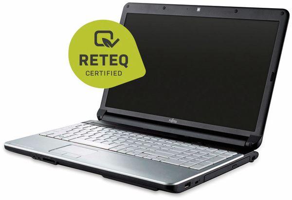 """Laptop FUJITSU A530, 15,4"""", Intel i3, 128GB SSD, Win10H, Refurbished - Produktbild 2"""