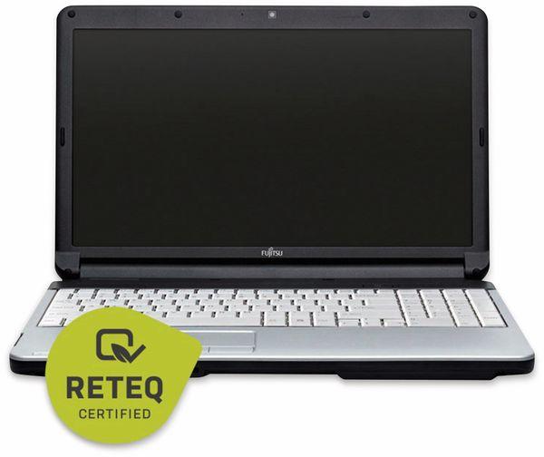"""Laptop FUJITSU A530, 15,4"""", Intel i3, 128GB SSD, Win10H, Refurbished - Produktbild 3"""