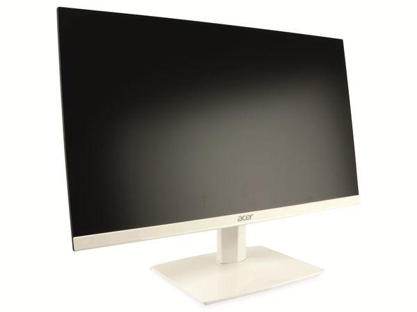 "IPS-Monitor ACER HA240Yawi, 24"", EEK: A, HDMI, VGA, 1920x1080, weiß - Produktbild 2"