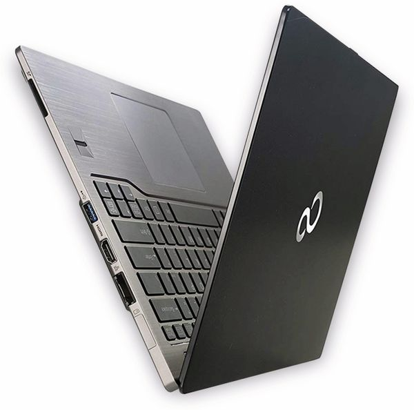 "Ultrabook FUJITSU Lifebook U904, 14"", 10GB RAM, 256GB SSD, Win10P, Refurbished - Produktbild 4"