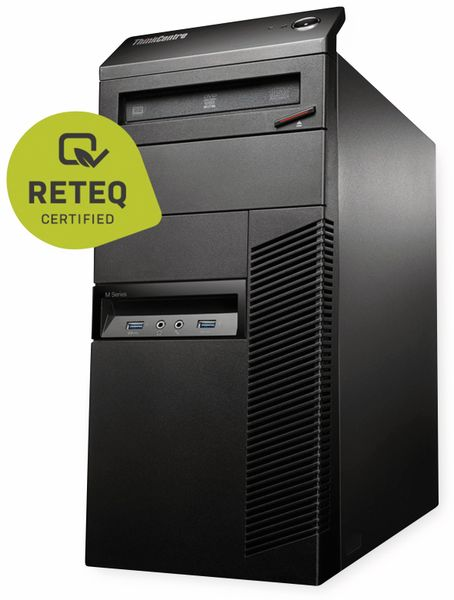 PC LENOVO ThinkCentre M93p 10A6, i5, 16GB RAM, Win10H, Refurbished