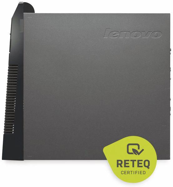 Tower-PC, Intel i3, 8 GB RAM; 500 GB HDD, Win10P, Refurbished - Produktbild 2