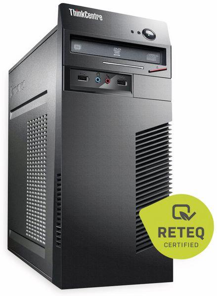 Tower-PC, Intel i3, 8 GB RAM; 500 GB HDD, Win10P, Refurbished - Produktbild 3