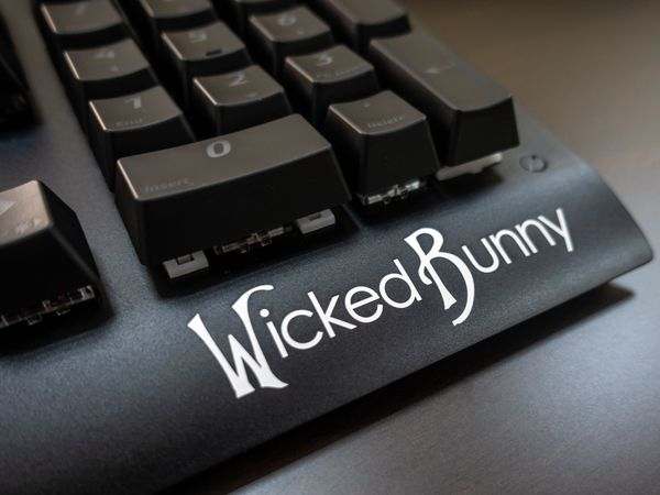Gaming-Tastatur WICKED BUNNY Agility, Mechanisch, RGB - Produktbild 5