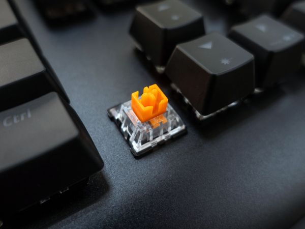 Gaming-Tastatur WICKED BUNNY Agility, Mechanisch, RGB - Produktbild 8