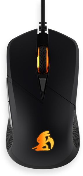 Gaming-Maus WICKED BUNNY Rapid, RGB