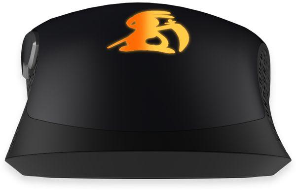 Gaming-Maus WICKED BUNNY Rapid, RGB - Produktbild 2