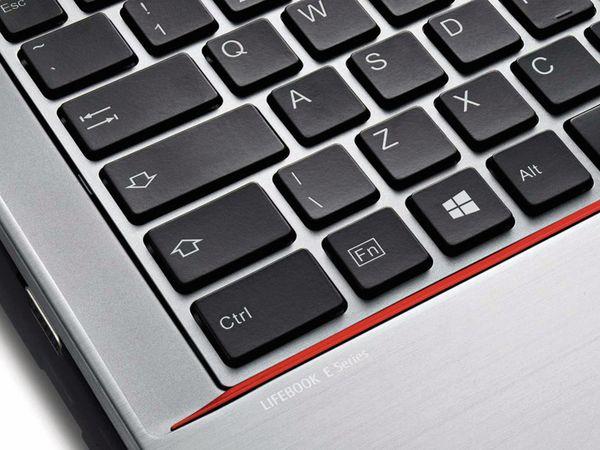 """Laptop FUJITSU Lifebook E744, 14"""", i5, 8GB RAM, 256GB SSD, Win10P, Refurb. - Produktbild 5"""