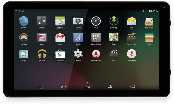 "Tablet DENVER TAQ-10283, 10"" (25,4 cm), WiFi, Android 8.1"