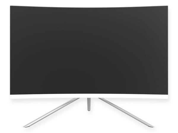 """TFT-Bildschirm DENVER MLC-2701, 27"""" (68,58 cm) EEK A, Curved, FullHD - Produktbild 5"""