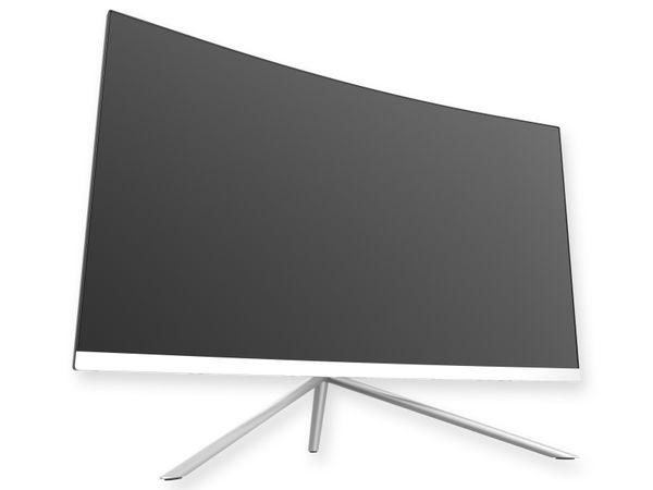 """TFT-Bildschirm DENVER MLC-2702G, 27"""" (68,58 cm) EEK A, Curved, FullHD - Produktbild 6"""