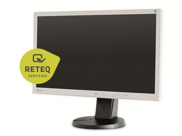 "23"" IPS-Monitor EIZO FlexScan EV2335W-GB, VGA, DVI, schwarz-grau, Refurb. - Produktbild 3"