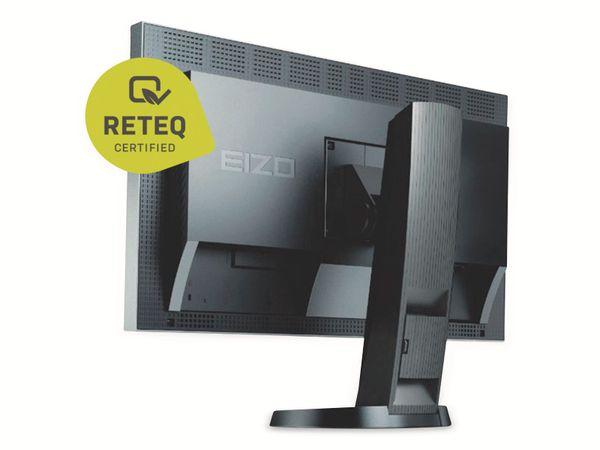 "23"" IPS-Monitor EIZO FlexScan EV2335W-GB, VGA, DVI, schwarz-grau, Refurb. - Produktbild 4"