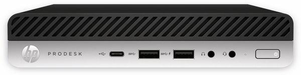 PC HP ProDesk 600 G4, Intel i3, 8GB RAM, 128GB SSD, Win10H