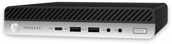 PC HP ProDesk 600 G4, Intel i3, 8GB RAM, 128GB SSD, Win10H - Produktbild 2