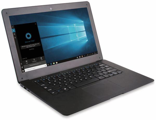 """Notebook CAPTIVA, 14,1"""", Intel Atom, 2GB RAM, Win10H - Produktbild 3"""