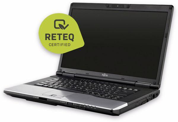 """Laptop FUJITSU Lifebook E752, 15,6"""", Intel i5, 256GB SSD, UMTS, Refurb."""