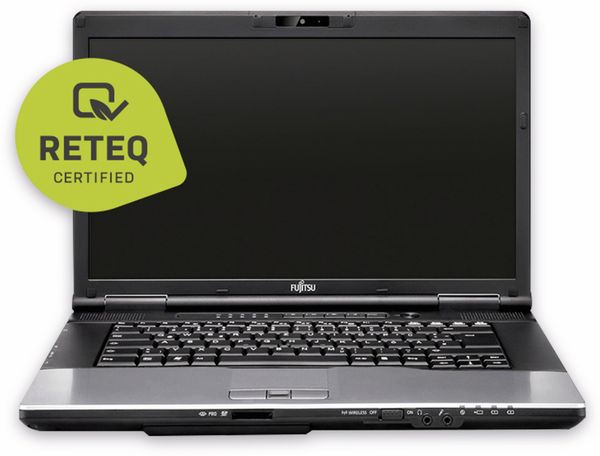 "Laptop FUJITSU Lifebook E752, 15,6"", Intel i5, 256GB SSD, UMTS, Refurb. - Produktbild 4"