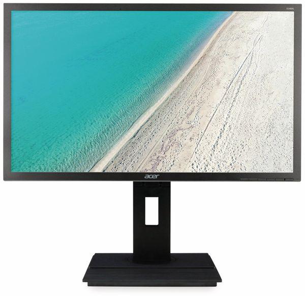 "TFT-Monitor ACER B246HLymdp, 24"", EEK: F, 16:9, 5ms, VGA, DVI, DP"