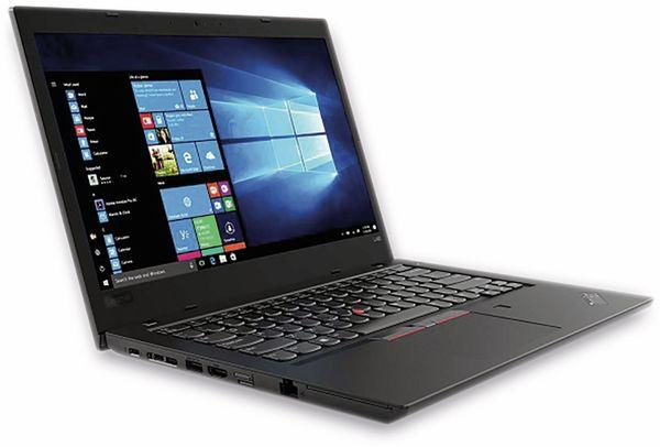 """Laptop ThinkPad L480, 14"""", Intel i5, 8GB DDR4, 256GB SSD, Win10P, Refurb."""