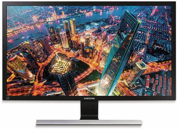 """TFT-Monitor SAMSUNG U28E590D, 28"""", EEK: G, 2x HDMI, DisplayPort"""