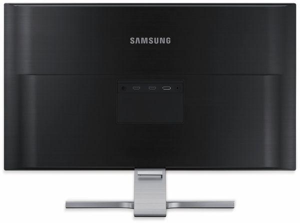 """TFT-Monitor SAMSUNG U28E590D, 28"""", EEK: G, 2x HDMI, DisplayPort - Produktbild 3"""