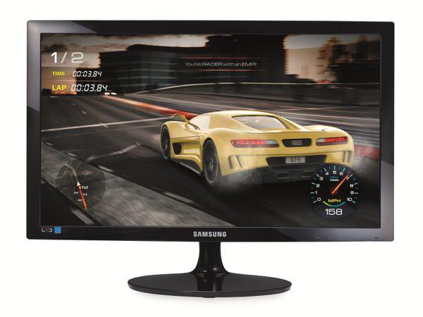 """TFT-Monitor SAMSUNG S24D330H, 24"""", EEK: A(A++...D), HDMI, VGA"""