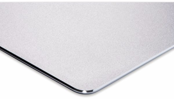 Aluminium-Mauspad HAMA 54781, silber - Produktbild 2