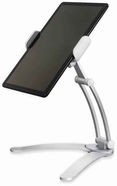 "Tablet-Halterung HAMA 182580, 7-15"", Aluminium"