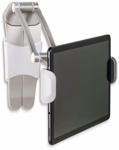 """Tablet-Halterung HAMA 182580, 7-15"""", Aluminium - Produktbild 2"""