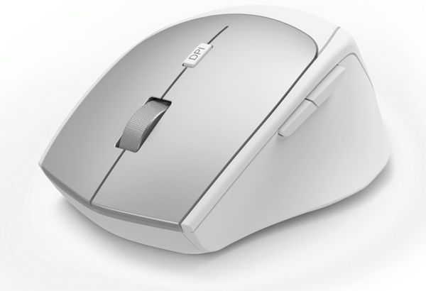 Funktastatur-/Maus-Set HAMA KMW-700, silber/weiß - Produktbild 2