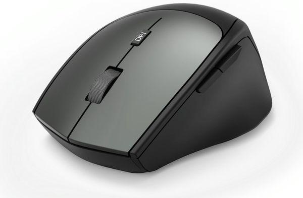 Funktastatur-/Maus-Set HAMA KMW-700, anthrazit/schwarz - Produktbild 2
