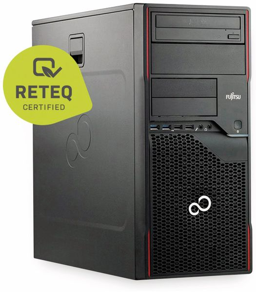 PC Fujitsu Esprimo P910, Intel i5, 8GB RAM, 2TB HDD, Win10H, Refurb. - Produktbild 2
