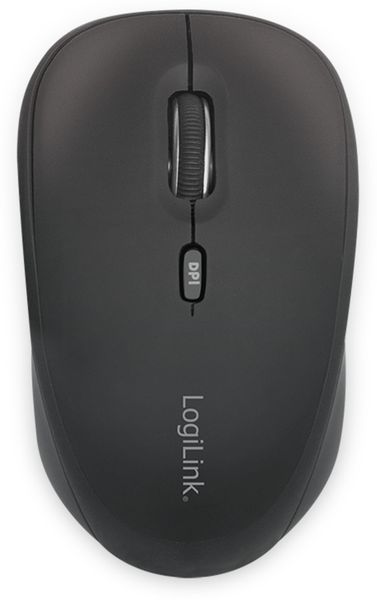 Funkmaus LOGILINK ID0193, 3 Tasten, 800...1600 DPI - Produktbild 2
