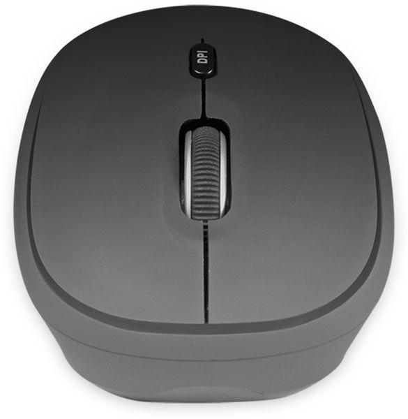 Funkmaus LOGILINK ID0193, 3 Tasten, 800...1600 DPI - Produktbild 4
