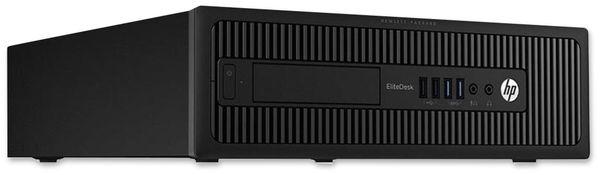 PC HP EliteDesk 800 G1 SFF, Intel i5, 8GB RAM, 500GB HDD, Win10P, Refurbished