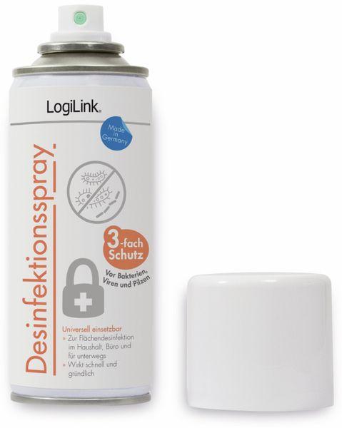 Desinfektionsspray LOGILINK RP0018, 200 ml - Produktbild 2