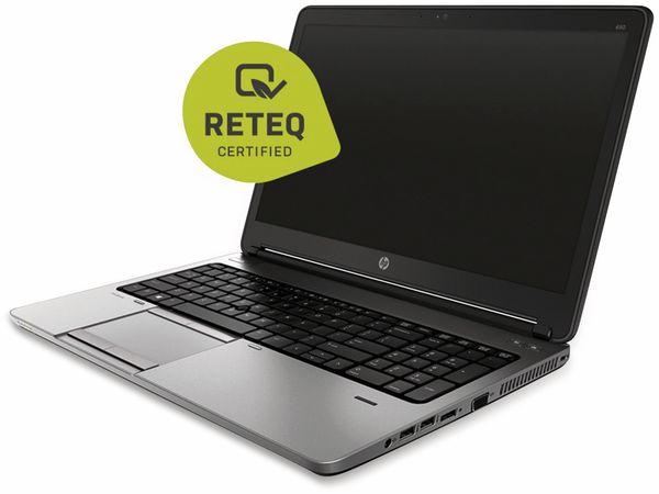 """Laptop HP Probook 650 G1, 15,6"""", i5, 8GB RAM, 500 GB HDD, Win10P, Refurb."""