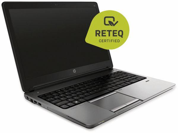 """Laptop HP Probook 650 G1, 15,6"""", i5, 8GB RAM, 500 GB HDD, Win10P, Refurb. - Produktbild 2"""