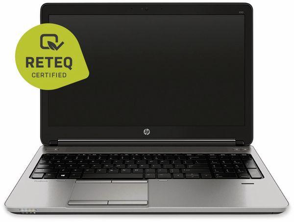 """Laptop HP Probook 650 G1, 15,6"""", i5, 8GB RAM, 500 GB HDD, Win10P, Refurb. - Produktbild 3"""