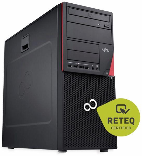 PC FUJITSU Esprimo P910-L, i5, 12 GB RAM, 1TB SSHD, Win10P, Refurbished - Produktbild 2