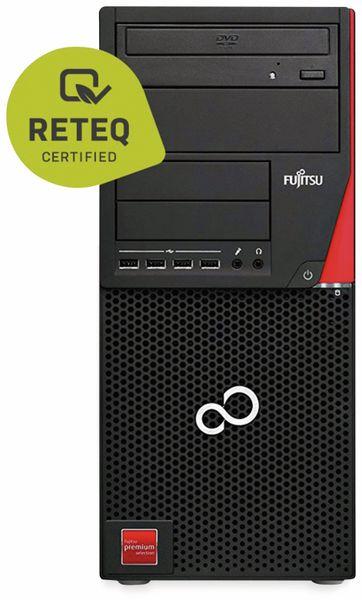 PC FUJITSU Esprimo P910-L, i5, 12 GB RAM, 1TB SSHD, Win10P, Refurbished - Produktbild 3