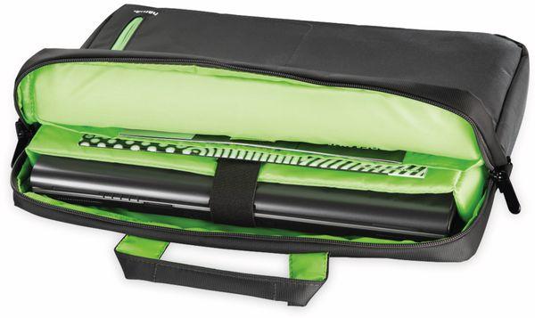"""Notebook-Tasche HAMA Marseille, 15,6"""", schwarz-grün - Produktbild 3"""