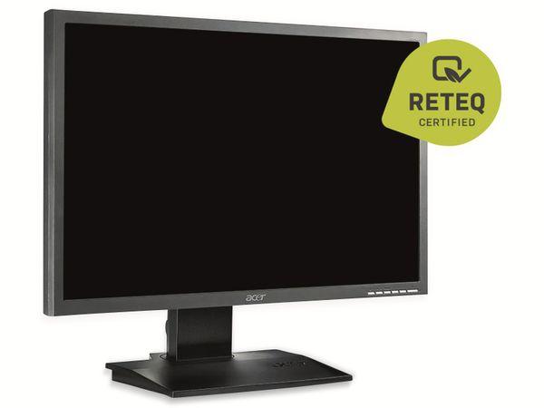 """TFT-Monitor ACER B223WL, 22"""", VGA, DVI, Refurbished"""