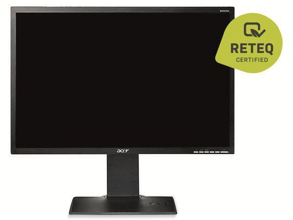 "TFT-Monitor ACER B223WL, 22"", VGA, DVI, Refurbished - Produktbild 2"