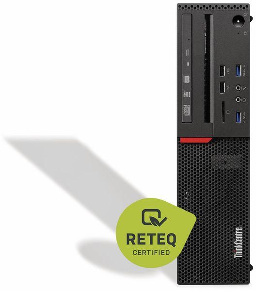 PC LENOVO ThinkCentre M800 10FX, i3, 256GB SSD, Win10P, Refurbished