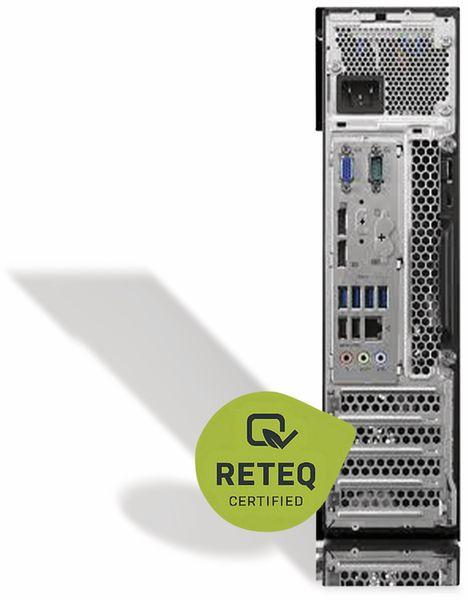 PC LENOVO ThinkCentre M800 10FX, i3, 256GB SSD, Win10P, Refurbished - Produktbild 4
