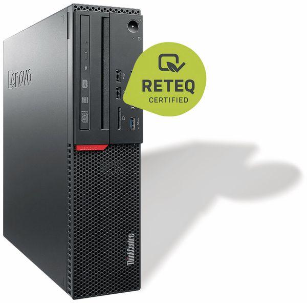 PC LENOVO ThinkCentre M800 10FX, i3, 256GB SSD, Win10P, Refurbished - Produktbild 5